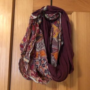 Free people infinity scarf